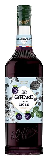 GIFFARD Sirup Brombeere, 1.000ml