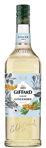 GIFFARD Sirup Ingwer, 1.000ml