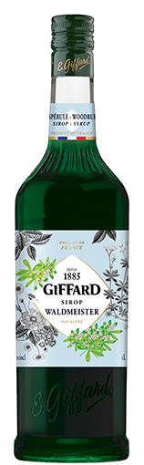 GIFFARD Sirup Waldmeister, 1.000ml