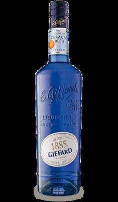 GIFFARD Blue Curacao  25% 700ml