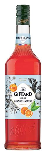 GIFFARD Sirup Blutorange, 1.000ml