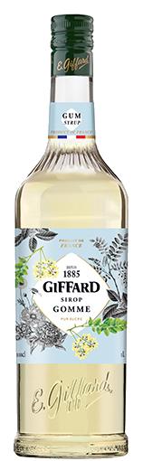 GIFFARD Sirup Gomme/Orangenblüten, 1.000ml