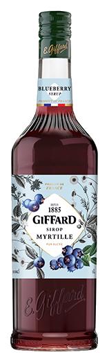 GIFFARD Sirup Heidelbeere, 1.000ml