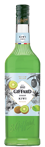 GIFFARD Sirup Kiwi, 1.000ml