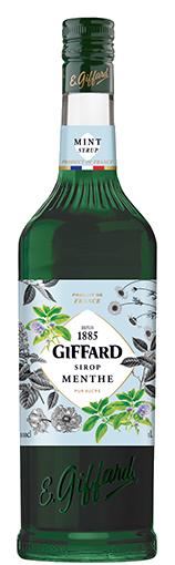 GIFFARD Sirup Minze, 1.000ml