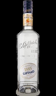GIFFARD Triple Sec 25% 1.000ml