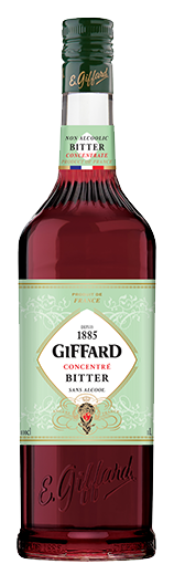 GIFFARD Sirup Bitter, 1.000ml