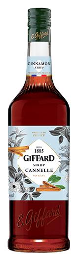 GIFFARD Sirup Zimt, 1.000ml