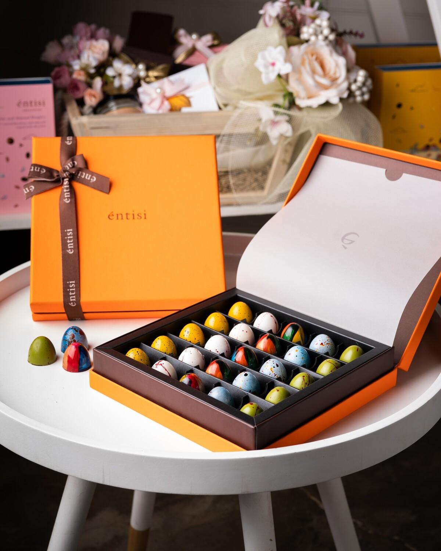Box of 25 bonbons