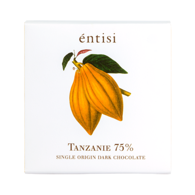 75% Dark Chocolate Bar (Single Origin Tanzania)