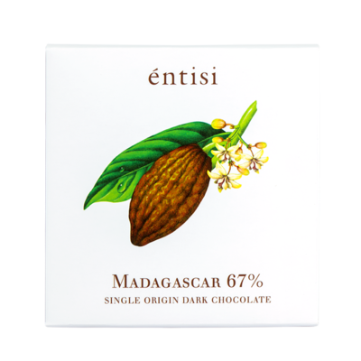 67% Dark Chocolate Bar (Single Origin Madagascar)