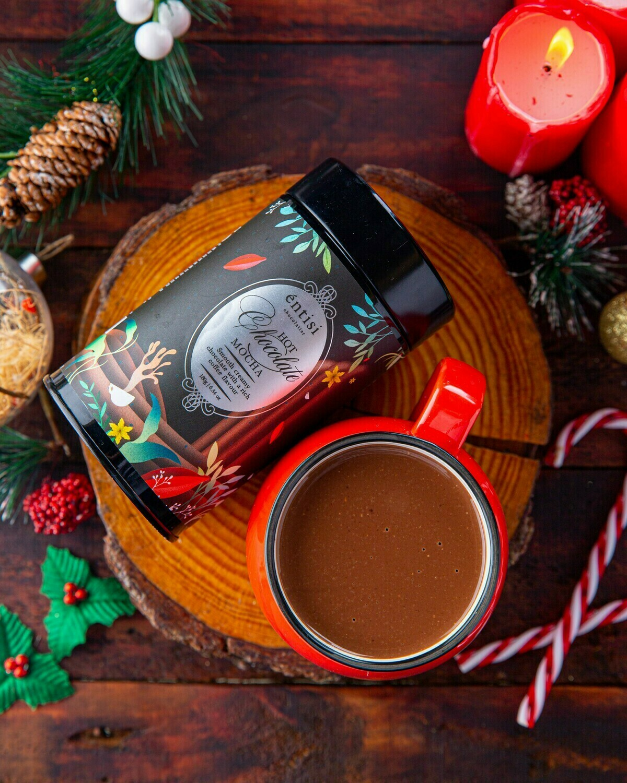 Hot Chocolate Mocha Tin
