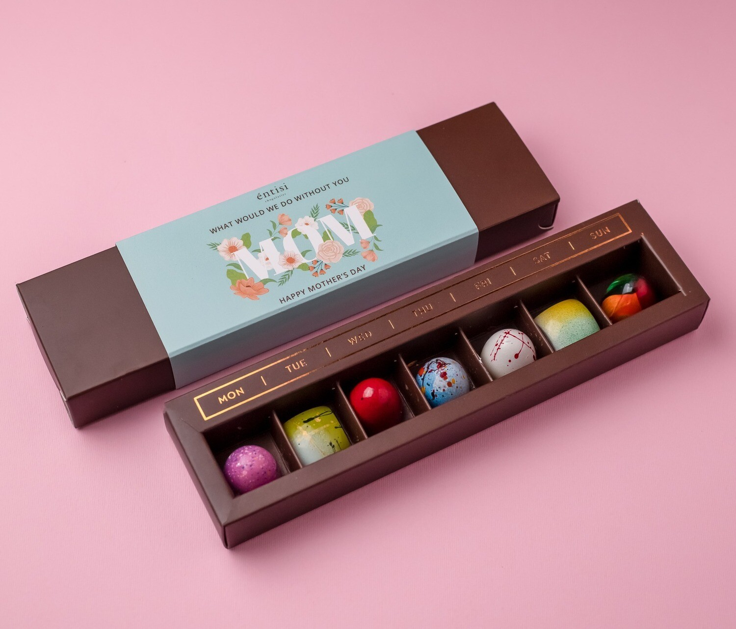 Mother's day Bonbons (Set of 7)