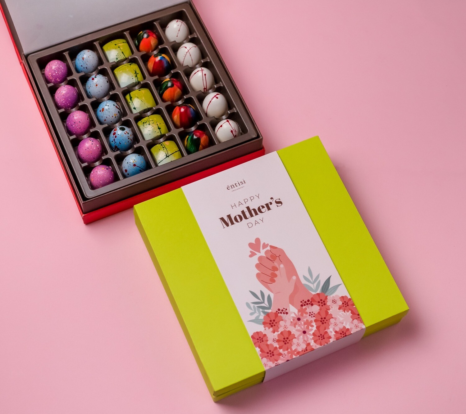Mother's day Bonbons (Set of 25)