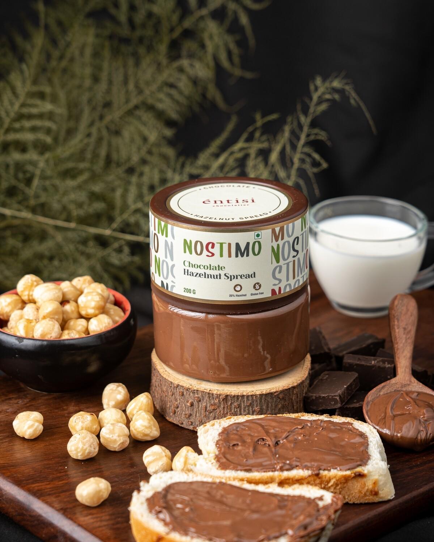 Nostimo - Chocolate Hazelnut Spread