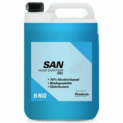 GEL Hand Sanitizer - 25L/225kg