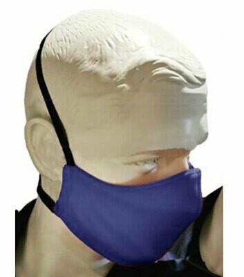 Washable Fabric Face Mask - Moisture Management Fabric
