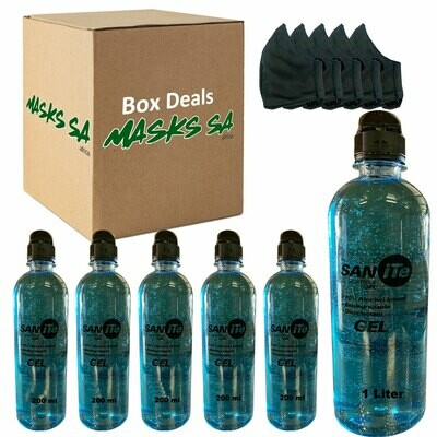 Family Package Box Deal-Small