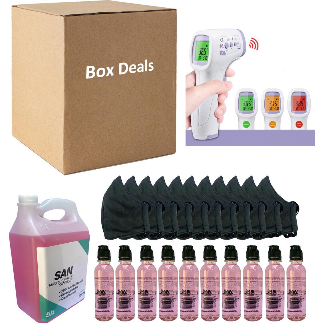 Corporate Package Box Deal-Large