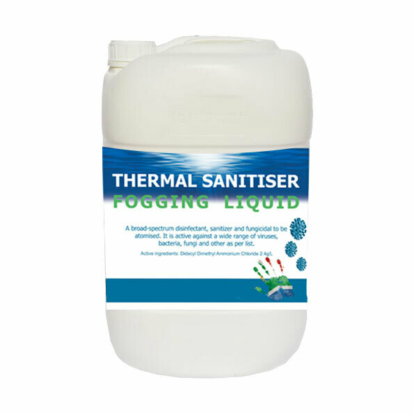 Saniguard Thermal & ULV Fogging Fluid - 5L