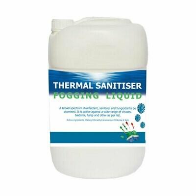 Saniguard Thermal & ULV Fogging Fluid - 20L