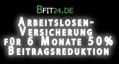 BFit24 Arbeitslosenversicherung
