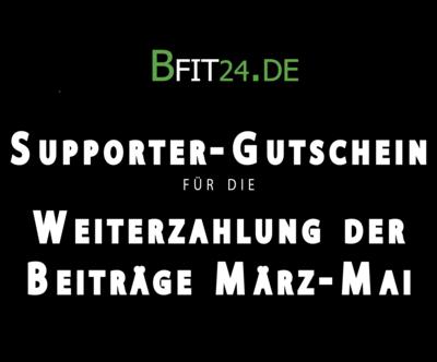 Supporter Gutschein