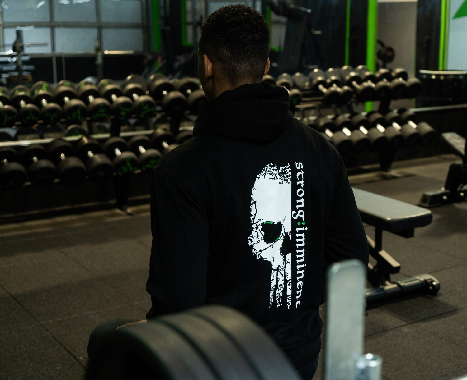 BFit24 Strong Hoodie