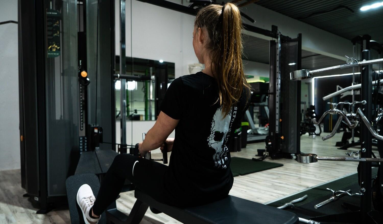 BFit24 Strong Frauen T-Shirt