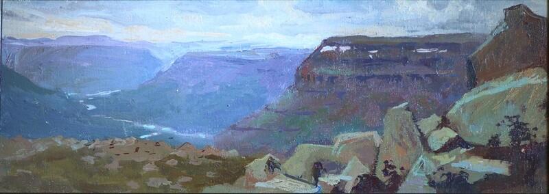 Ущелья плато Путорана