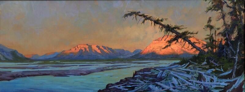 Долина трех рек. Таймыр