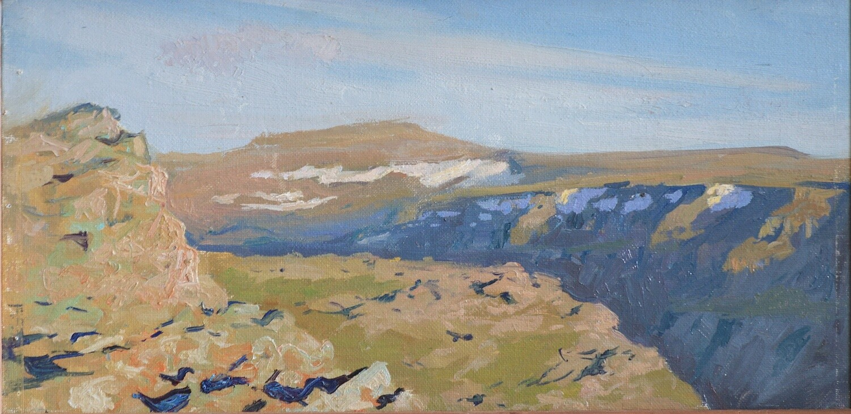 Скалы плато Путорана