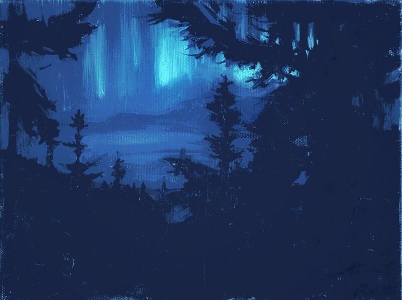 Сказка полярного Севера