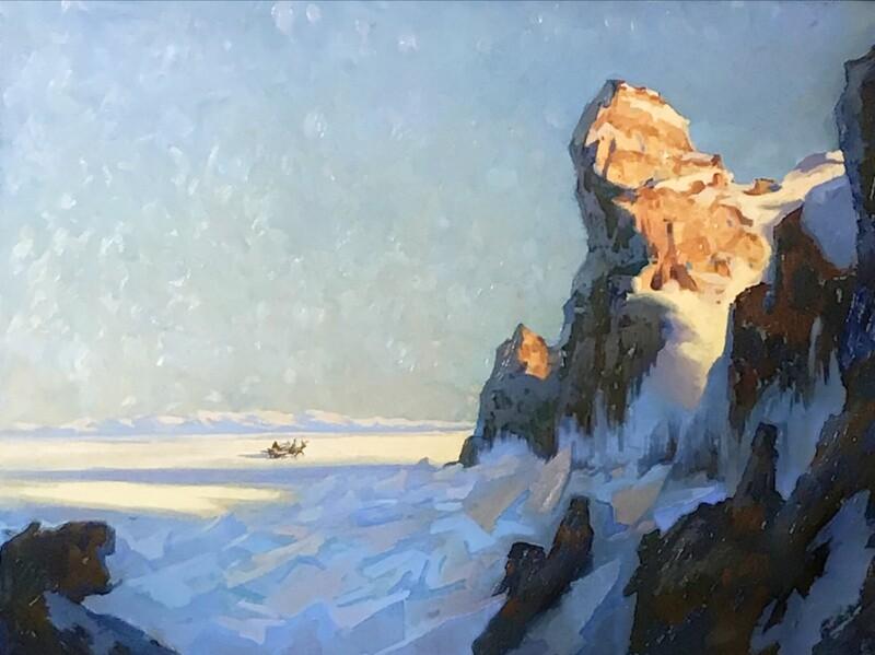Скалы Севера