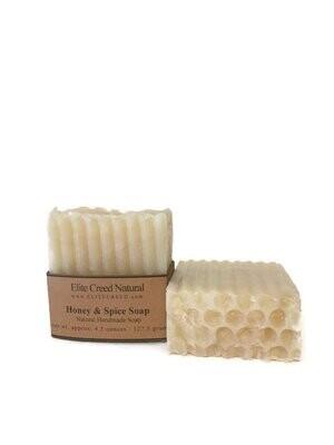 Honey Spice Handmade Soap