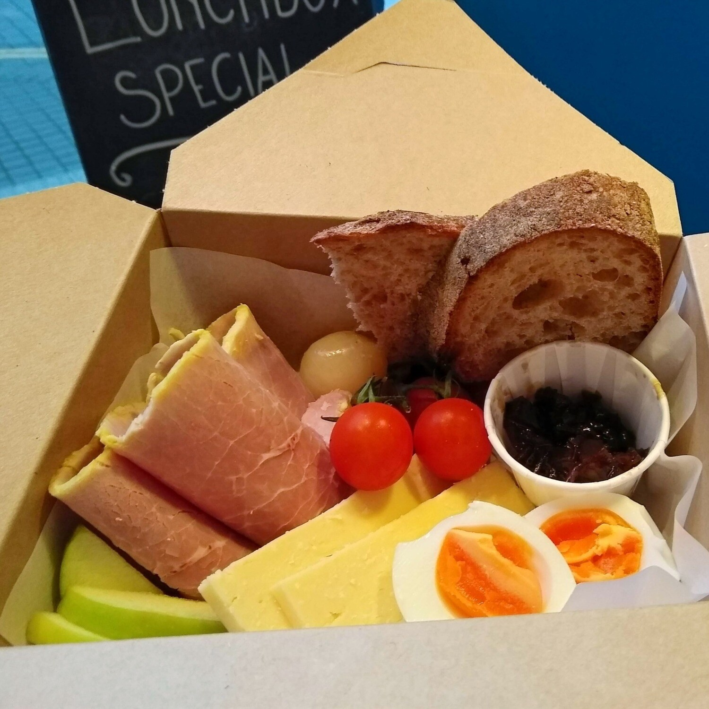 Lunchbox - Ploughman's