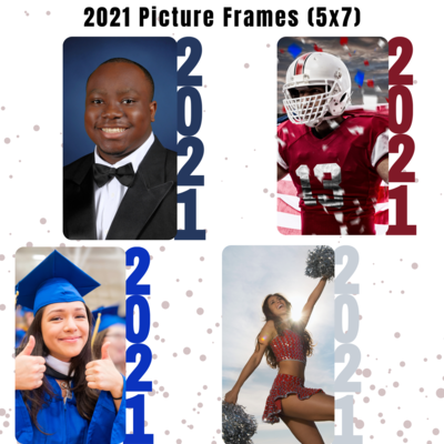 Class of 2021 Photo Frame