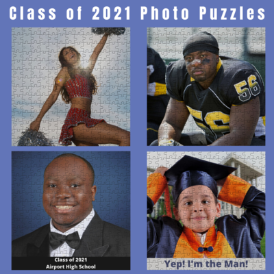 Class of 2021 Photo Puzzle