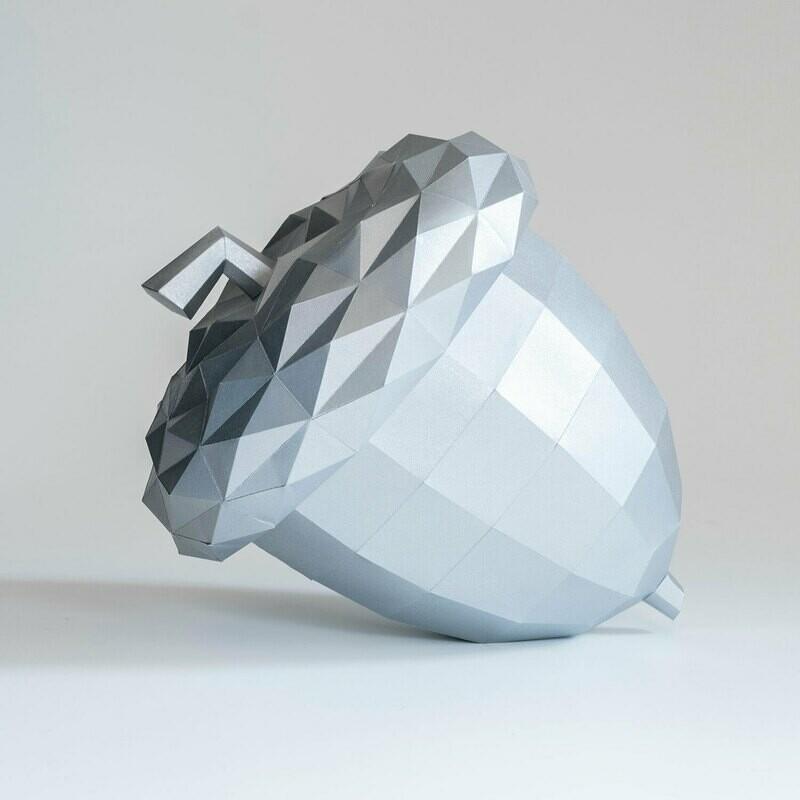 Acorn Silber