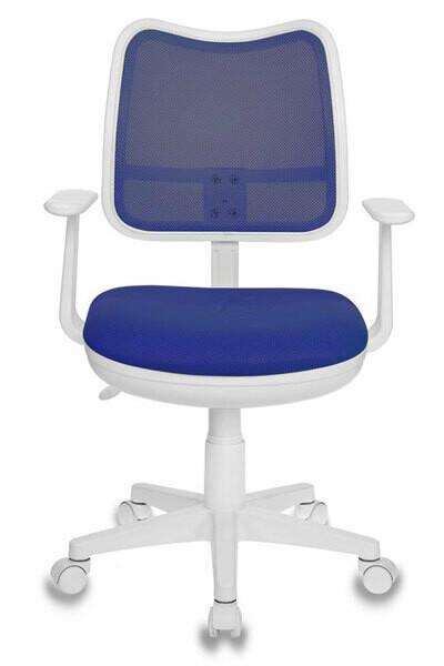 Кресло детское Бюрократ CH-W797/BL/TW-10
