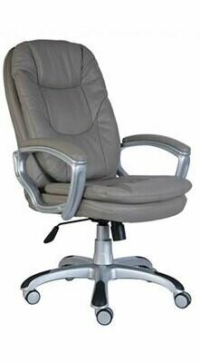 Кресло руководителя Бюрократ CH-868SAXSN/Grey