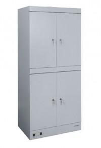 Металлический сушильный шкаф для одежды и обуви ШСО - 2000 - 4