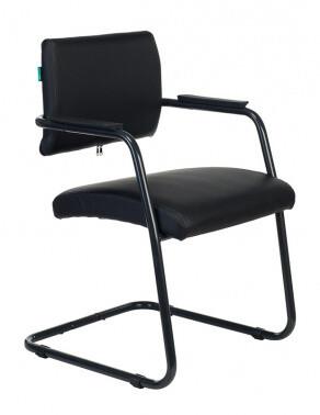 Кресло Бюрократ CH-271N-V черный Leather Black