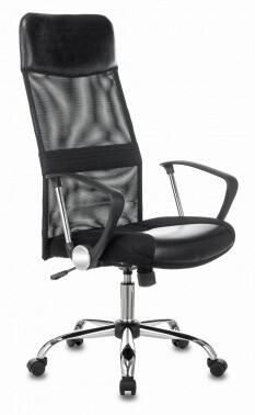Кресло руководителя Бюрократ CH-600SL черный