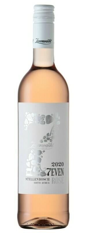 Zevenwacht 7even Rosé 2020 (750 ml)