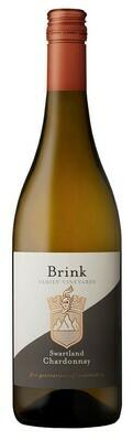 Pulpit Rock Brink Family Unwooded Chardonnay 2020 (750 ml x 6)