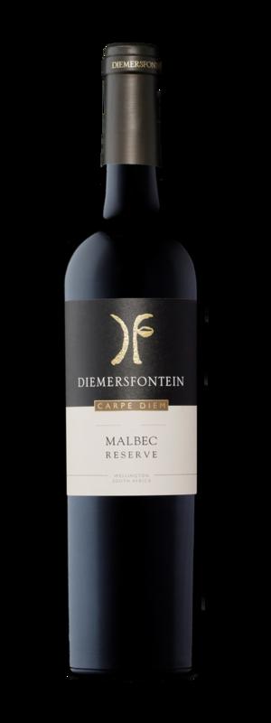 Diemersfontein Carpe Diem Malbec Reserve 2017 (750ml) x 6