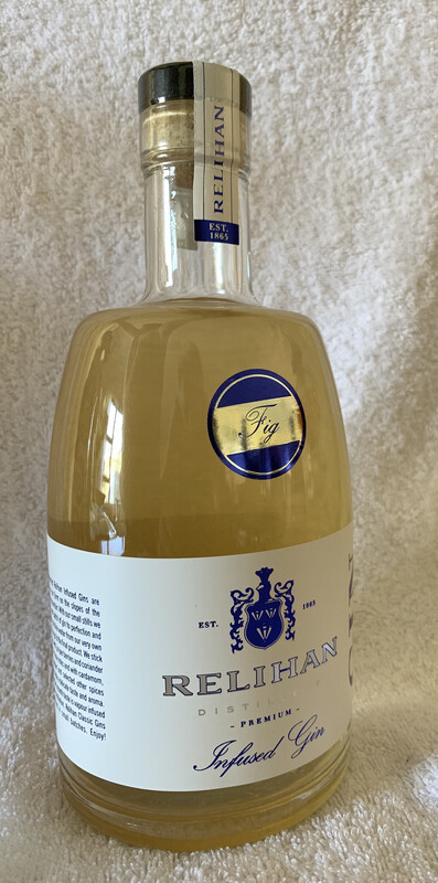 Relihan Fig Infused Gin (750 ml) x 1