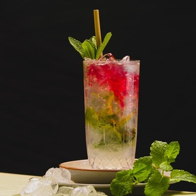 Hedgerow Mojito
