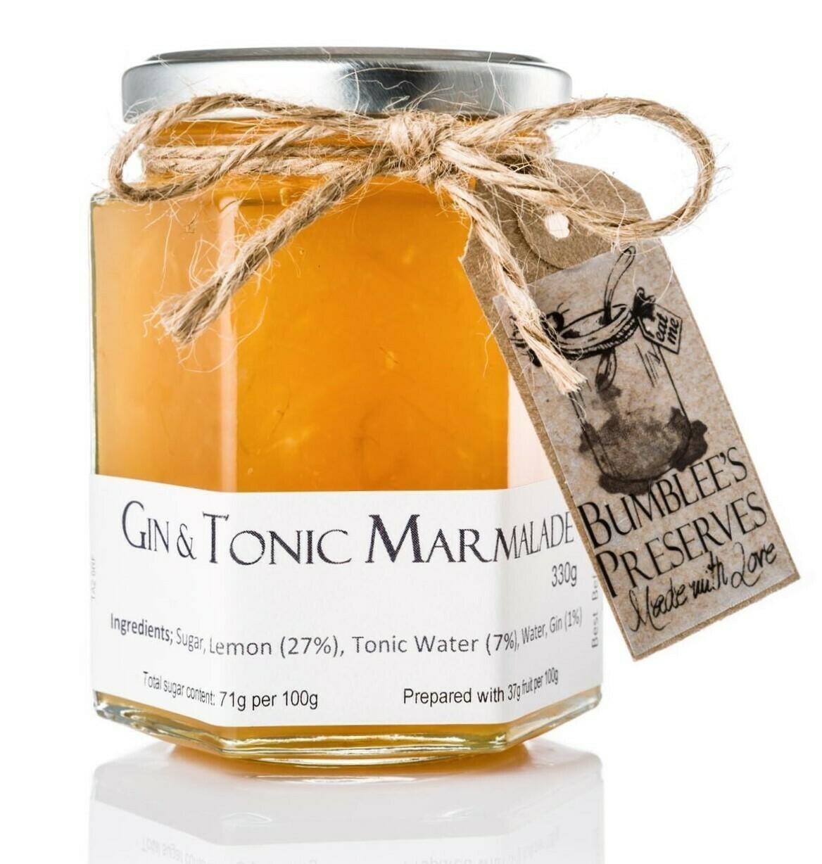 Gin & Tonic Marmalade